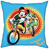 Kissen - Dekokissen - Kopfkissen für Kinder mit Motivauswahl (Mickey Motiv 2)