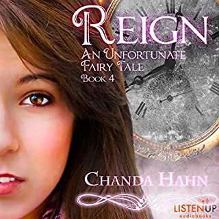 Reign audiobook cover art