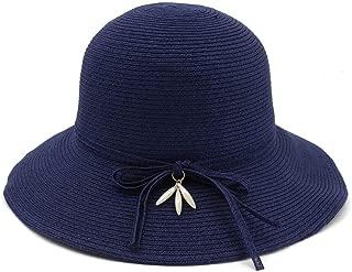 HaiNing Zheng Fashion 2019 Sun Hat Women Big Beach Hat Sunscreen Visor Bow Basin Cap Folding Hat