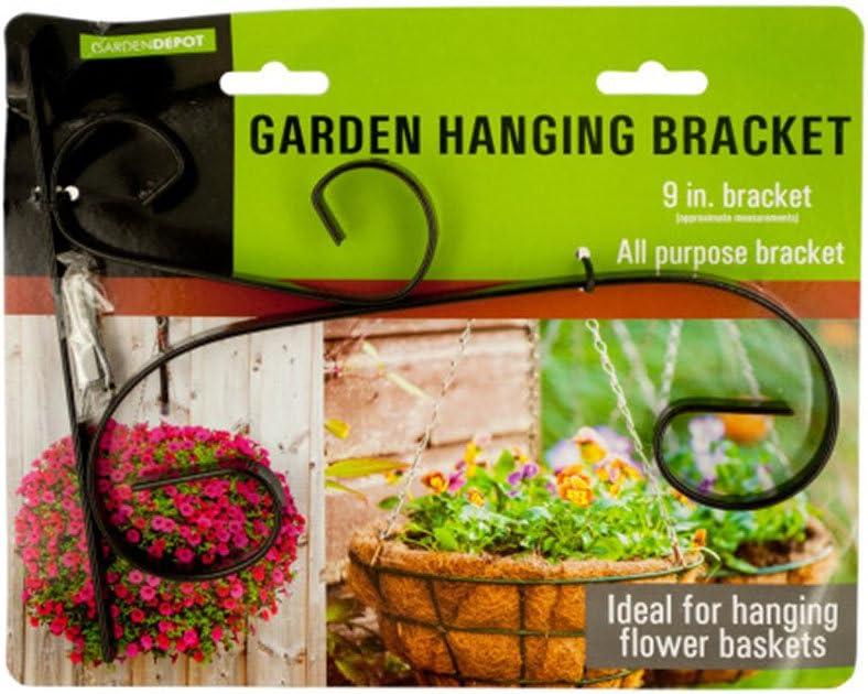 Very popular Bulk Buys Decorative Metal Garden Pack Hanging Bracket - Mesa Mall 12