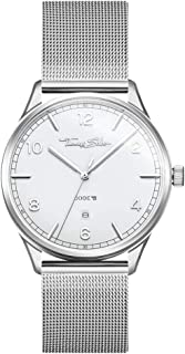 Thomas Sabo Unisex-Watch Code TS Stainless Steel WA0338-201-202-40 mm