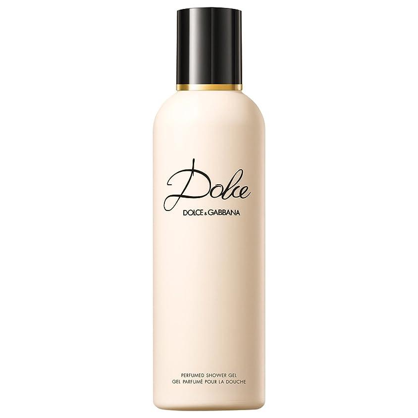 鷹肥満十分ドルチェ&ガッバーナドルチェシャワージェル200ミリリットル (Dolce & Gabbana) (x2) - Dolce & Gabbana Dolce Shower Gel 200ml (Pack of 2) [並行輸入品]