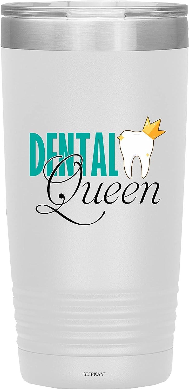 Dental Mail order Queen Female Manufacturer OFFicial shop Childrens Vacuum Tumbler 20oz Dentist