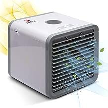 USB Mini Portable Air Conditioner - Air Conditioner for Room, Travel, Car, Camping - Mini Air Conditioner Hand - Personal Mini Air Cooler