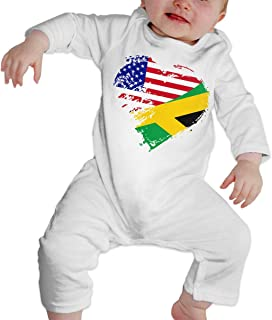 Toddler Baby Boy Girl Organic Coverall Chilean Its in My DNA Infant Long Sleeve Romper Jumpsuit