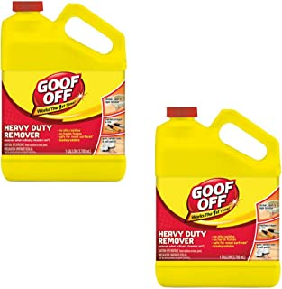 1 Gal. Goof Off Heavy Duty Spot Remover and Degreaser (2 bottles)