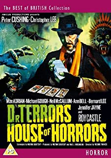 Dr. Terror's House of Horrors [DVD] [1965] (B001Q58KY6) | Amazon price tracker / tracking, Amazon price history charts, Amazon price watches, Amazon price drop alerts
