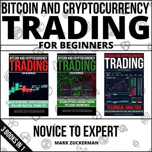 Bitcoin and Cryptocurrency Trading for Beginners Audiobook By Mark Zuckerman cover art