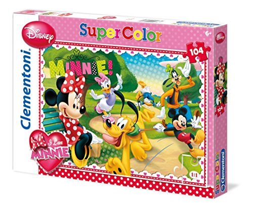 Clementoni puzzle mickey mouse 💘