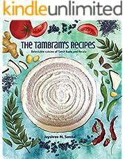 The Tambram's Recipes (English Edition)