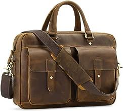 Kattee Genuine Leather 15.6