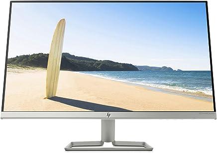 """HP 27FW Monitor 27"""" con Altoparlanti Audio Integrati, con Tecnologia AMD FreeSync, Display IPS Full HD, Risoluzione 1920 x 1080, Supporto Monitor Inclinabile, Argento - Confronta prezzi"""