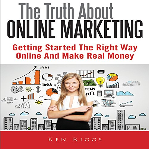 The Truth About Online Marketing audiobook cover art