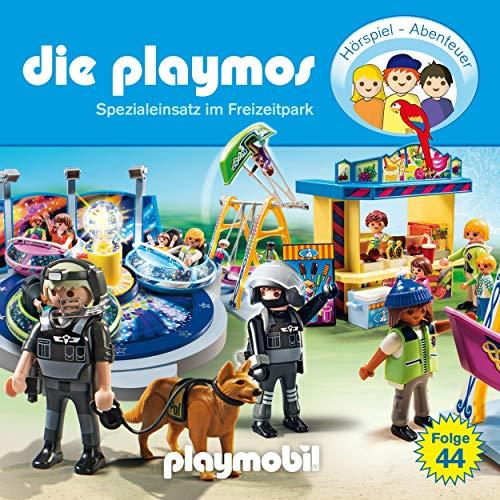 Spezialeinsatz im Freizeitpark. Das Original Playmobil Hörspiel Titelbild