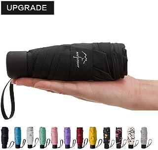 Nooformer Mini Travel Umbrella - Light Compact Sun Parasol