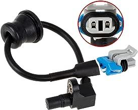 AUTEX ABS Wheel Speed Sensor Left/Right Rear ALS1343 compatible with Chevrolet Equinox 2005 2006 3.4L/Pontiac Torrent 2006/Saturn Vue 2002 2003 2004 2005 2006 2007