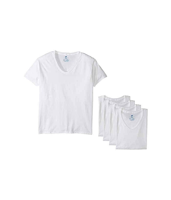 Pack Platinum X-Temp Combed Cotton V