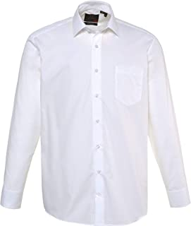 JP 1880 Men's Big & Tall Easy Care Formal Shirt 713989
