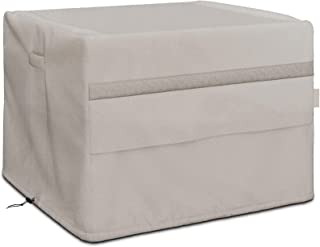MR. COVER 32 inch Square Fire Pit Cover, Fits 28/30/31/32 Inch Outdoor Fire Pit/Table, Heavy Duty Waterproof Materials, 32...