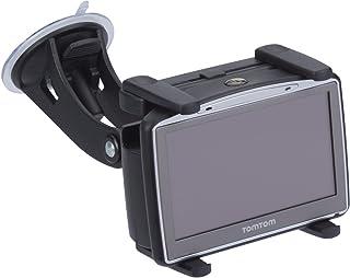 hr-imotion Navigation System Holder with Suction Mount for portable Navi (TomTom | Becker | Navigon | Garmin | Falk | us...