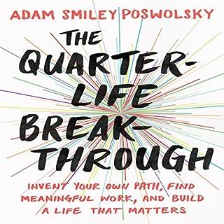 The Quarter-Life Breakthrough audiobook cover art