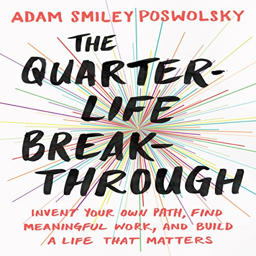 The Quarter-Life Breakthrough audiobook cover art