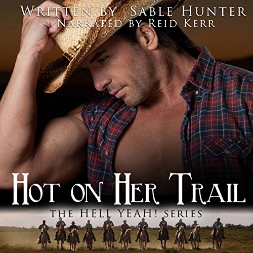 Hot on Her Trail - Sweeter Version cover art