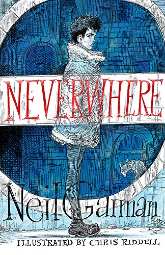 Neverwhere: the Illustrated Edition [Lingua inglese]