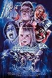 PremiumPrints - Poltergeist Movie Poster - XFIL933 Premium Canvas 11' x 17' (28 cm x 43 cm)