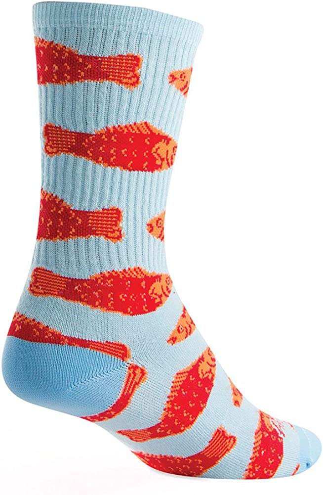 SockGuy Men's I'm With Awesome Socks