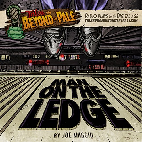 Man On The Ledge audiobook cover art