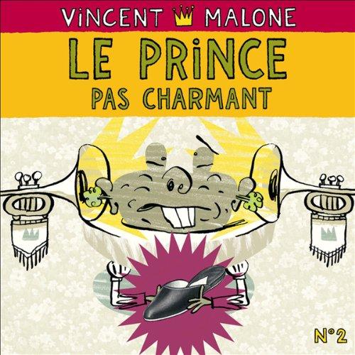 Couverture de Le prince pas charmant