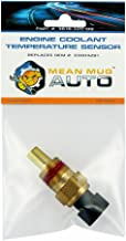 Mean Mug Auto 3818-32019B Engine Coolant Temperature Sensor - For: Chrysler, Dodge, Jeep, Plymouth, Mitsubishi - Replaces OEM #: 33004281