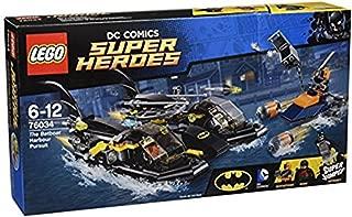 LEGO 76034 The Batboat Harbor Pursuit V39