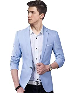 90af889d05 Amazon.in: 50% Off or more - Suits & Blazers / Men: Clothing ...