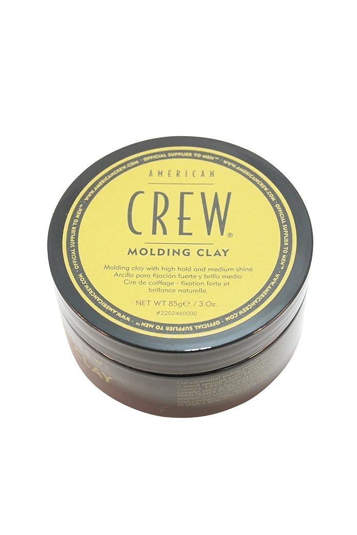 スクレーパー金銭的熟考するAmerican Crew Molding Clay 3.0 oz by AMERICAN CREW