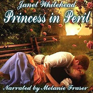 Princess in Peril audiobook cover art
