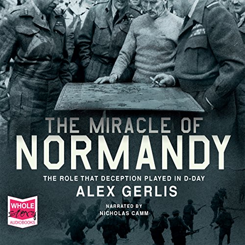 The Miracle of Normandy audiobook cover art