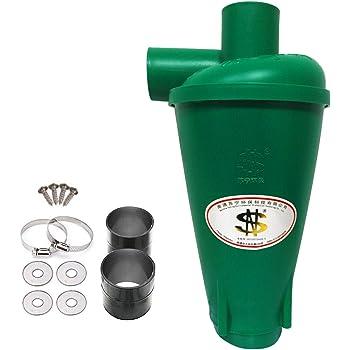 Ciclónico Colector de Polvo Cyclone extractores extractores polvo colector cyclone aspiradoras limpiadores filtro para aspiradoras polvo extractores separador: Amazon.es: Hogar
