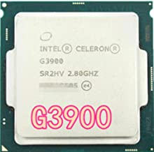 Intel Celeron G3900 g3900 Processor 2MB Cache 2.80GHz LGA1151 Dual Core Desktop CPU can Work