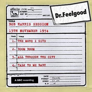 Dr Feelgood - BBC Bob Harris session (13th November 1974)