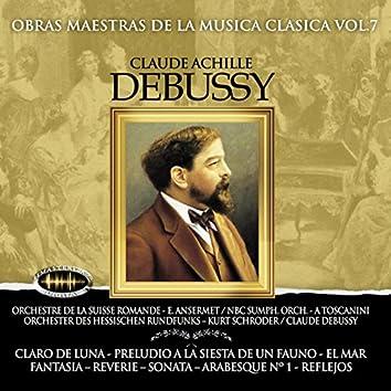 Obras Maestras de la Música Clásica, Vol. 7 / Claude Debussy