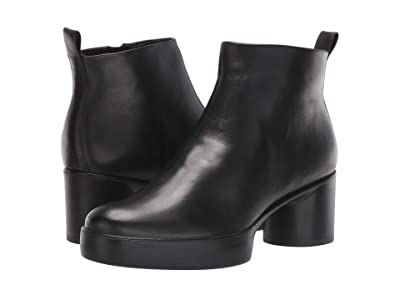 ECCO Shape Sculpted Motion 35 Ankle Boot (Black) Women