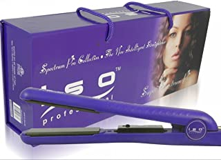 Iso Beauty Professional Super Spectrum Pro Straightener PURPLE