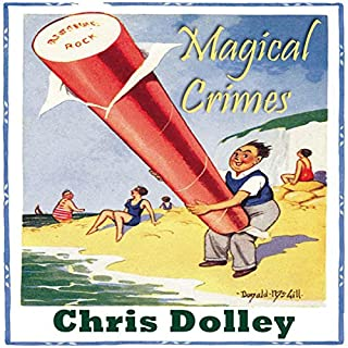 Magical Crimes     Twenty-Four Inches from Tulsa              By:                                                                                                                                 Chris Dolley                               Narrated by:                                                                                                                                 Stephen Bel Davies                      Length: 1 hr and 31 mins     3 ratings     Overall 3.3