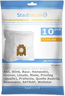 PakTrade 10 Sacchetti per Aspirapolvere Miele PARKETT /& CO 5000 S5210