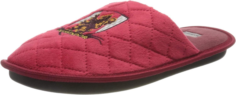 ARTESANIA CERDA Zapatillas de Casa Abierta Premium Harry Potter Gryffindor, Unisex Adulto