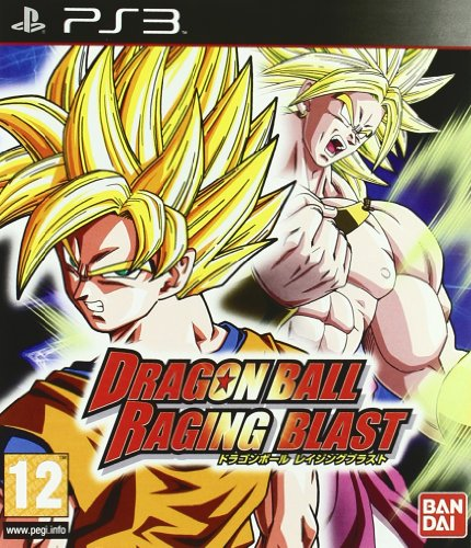 Dragonball Raging Blast