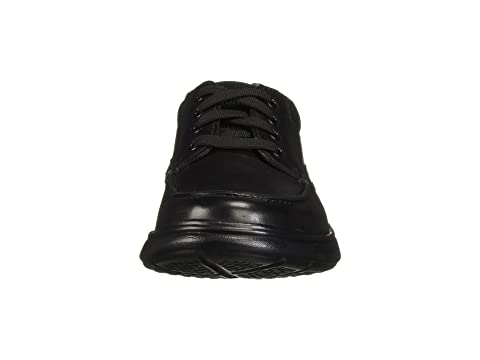 Cotrell Edge Leather Smooth Clarks Black dzq1f