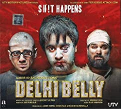 Delhi Belly (2011) (Hindi Music / Bollywood Songs / Film Soundtrack / Indian Music CD) by Ram Sampath